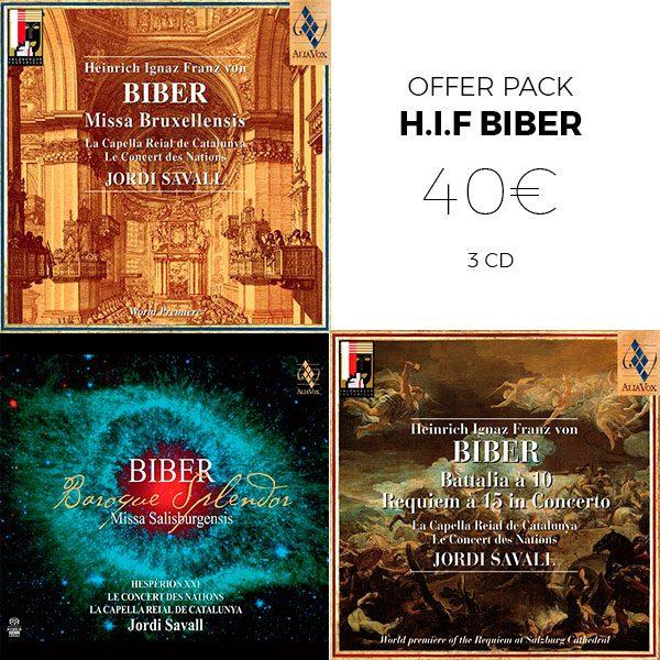 H.I.F. BIBER pack