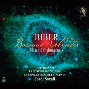 HEINRICH IGNAZ FRANZ VON BIBER. Baroque Splendor. Missa Salisburgensis foto
