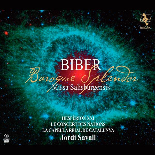H. I. F. VON BIBER. Baroque Splendor. Missa Salisburgensis
