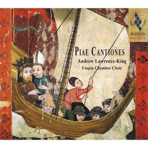 Cover Piae Cantiones AV9932PREP
