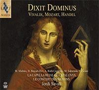 DIXIT DOMINUS A. Vivaldi Chorus: Dixit Dominus (preview)