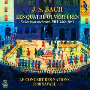 JOHANN-SEBASTIAN-BACH-LES-QUATRE-OUVERTURES-Suites-pour-orchestre