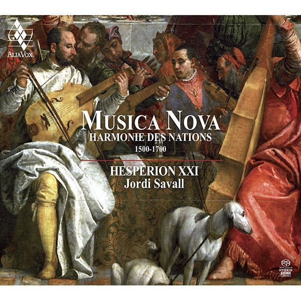 Reviews of Musica Nova