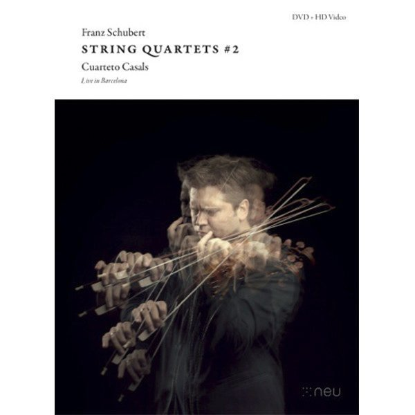 SCHUBERT QUARTETS # 2