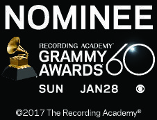 Nominación a los Grammy Awards