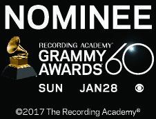Nominació als Grammy Awards