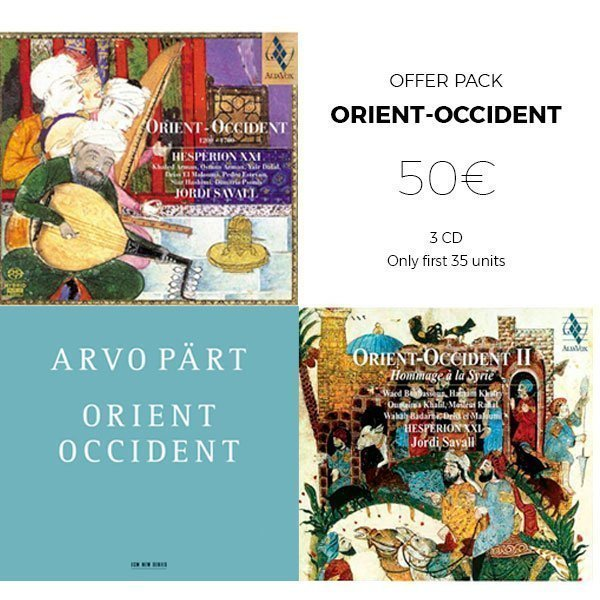 Pack Orient-Occident
