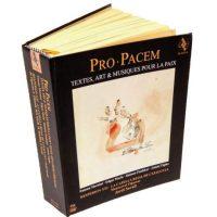 PRO·PACEM Textes, Art & Musiques pour la Paix