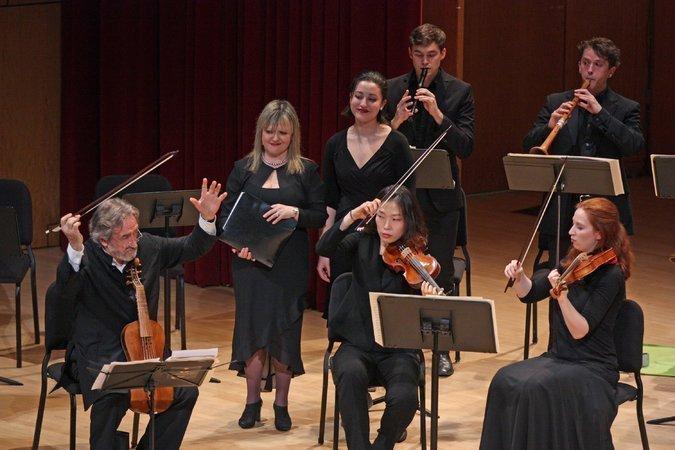 Jordi Savall and Juilliard415 Perform in 'Shakespeare and Cervantes'