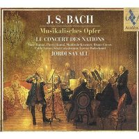 J.S. BACH L'Ofrena Musical