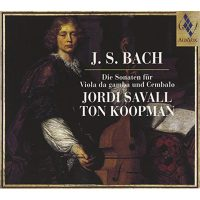 J.S. BACH Die Sonate für Viola da Gamba und Cembalo